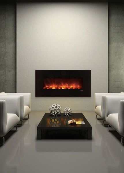 57 best images about living room electric fireplaces on for Modern living room gas fires