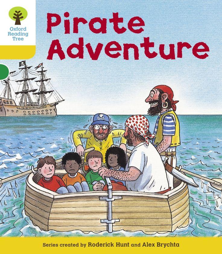 Pirate Adventure Books