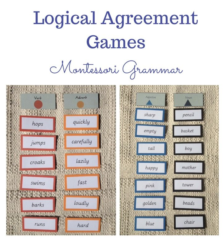 Two of the casualties of my computer/blog crash last year were my posts about the Logical Adjective Game and The Logical Adverb Game. The fe...