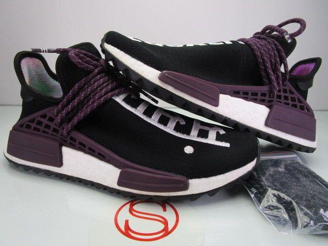 best service ee269 fadd0 Details about Adidas Pharrell Williams Human Race Holi NMD ...