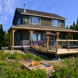 Tobermory Cottage-Waterfront,Hottub - Ontario - Cottage Rental Tobermory