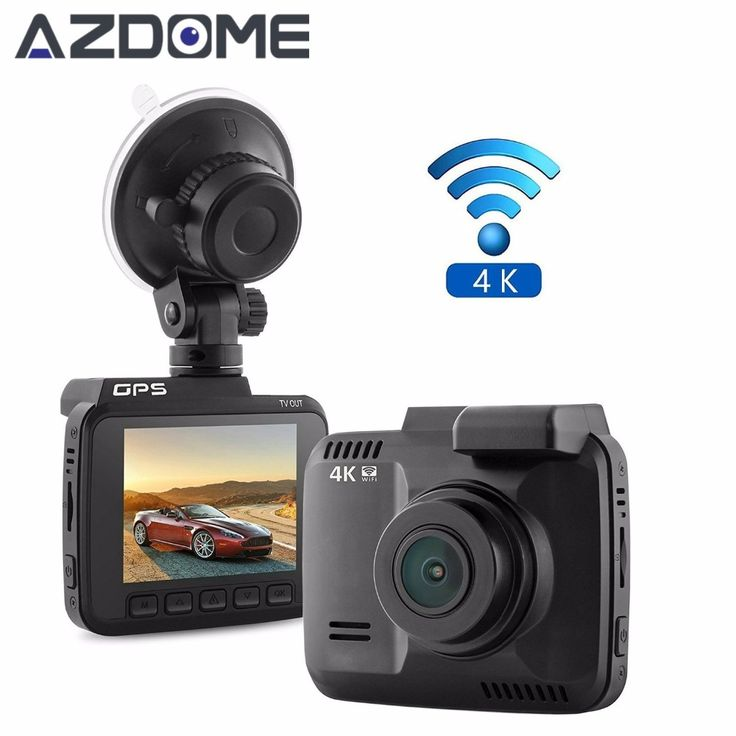 BUY now 4 XMAS n NY. GS63H Car Dash Cam 4K 2880x2160P Dash Camera Built in GPS Car Camera with WiFi G-Sensor Loop Recording Parking Monitoring Azdome * Find out more on  AliExpress.com. Just click the image