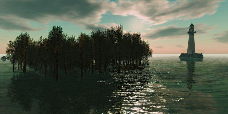Onthewater By Josie Elderslie