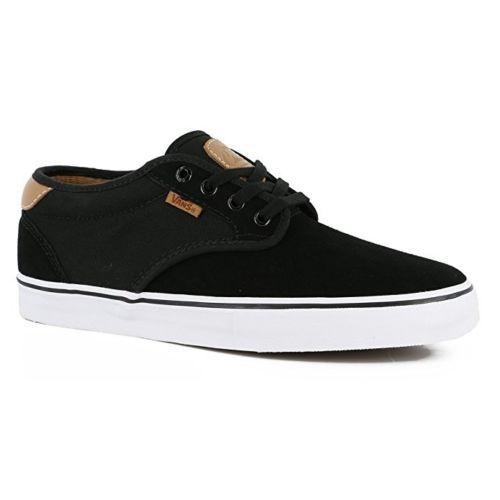 NEW-Vans-Chima-Estate-Pro-Skate-Shoes-for-Men-size-7-5-US-Black-EUR-40-UK-6-5