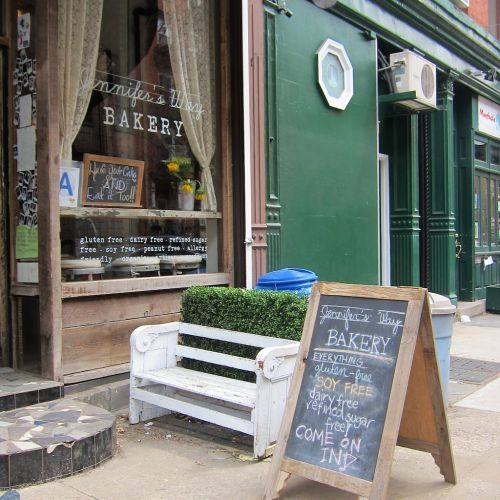 Two More New York City Bakeries - Crumbs Gluten Free and Jennifer's Way