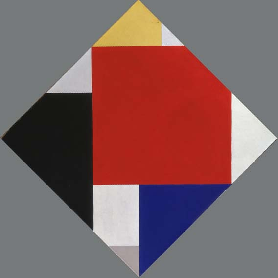 Theo van Doesburg (1883-1931) was a Dutch artist, who practised painting, writing, poetry and architecture. He is best known as the founder and leader of De Stijl.