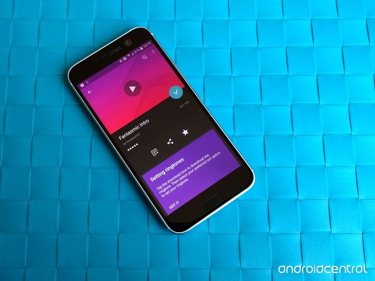 Adding custom ringtones and sounds to your Android - https://www.aivanet.com/2016/08/adding-custom-ringtones-and-sounds-to-your-android/