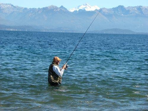Pesca deportiva en Bariloche: la ruta de la trucha.   Bariloche contará  a partir de la próxima temporada de pesca, que va de noviembre a abril, con una ruta de la trucha. Se publicará una guía donde se detallarán los ríos y lagos habilitados para la pesca a lo largo de la ruta, los permisos necesarios, la reglamentación específica y los estilos recomendados para conseguir un buen pique de las diferentes especies.