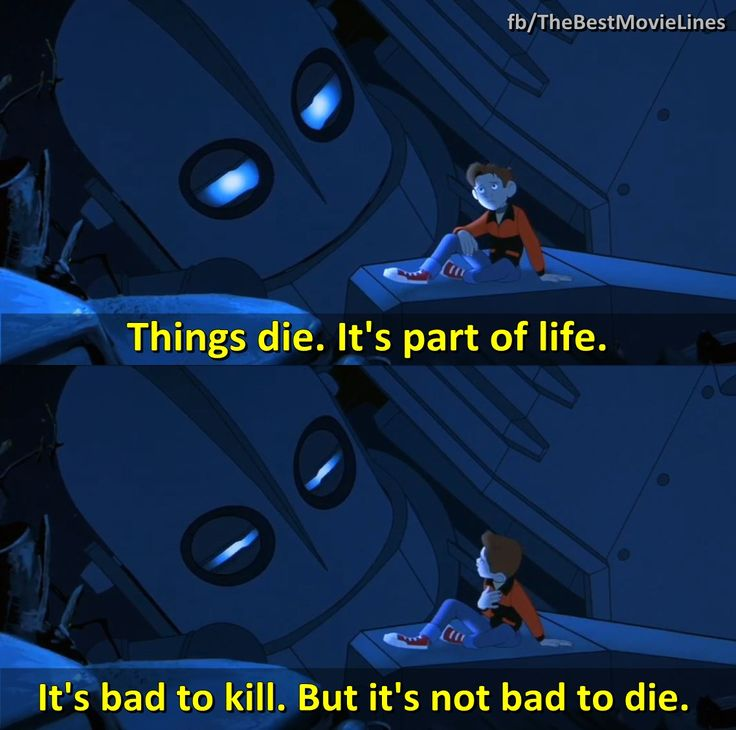 - The Iron Giant 1999