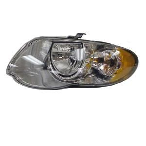 2005 Chrysler Town & Country Head Lamp Assembly- Description:	Assembly, Comes With 1 Bulbs Dimensions:	12.16x7.98x22.05 Retail Price:	$290.25  Fits:	 2005 Chrysler Town & Country 2006 Chrysler Town & Country Part No:	20-6636-00 OEM No:	4857991AC