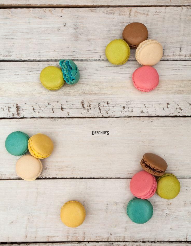 These Deeghuys Macarons are so vibrant and tasty!