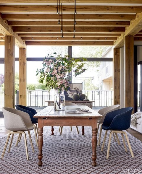195 Best Dining Rooms Images On Pinterest  Dining Rooms Elle Stunning Dining Room Definition Inspiration Design