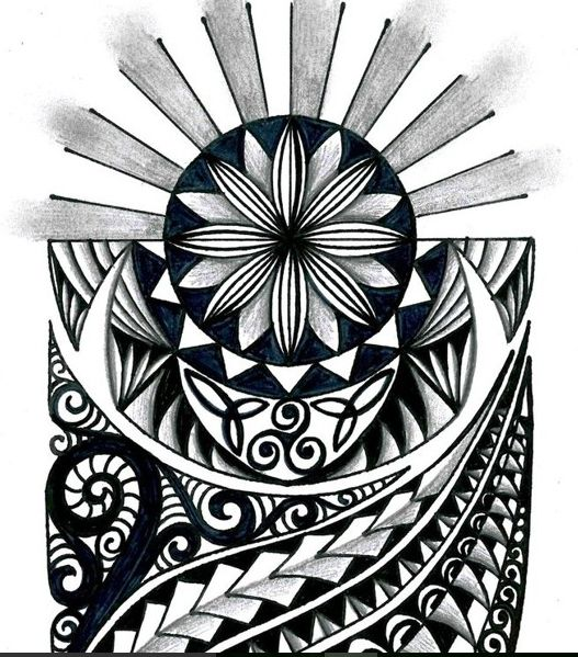 26 Best Polynesian Tattoo Designs