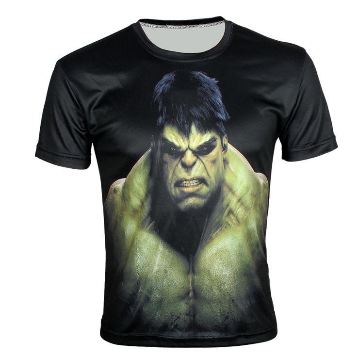 $15.70 (Buy here: https://alitems.com/g/1e8d114494ebda23ff8b16525dc3e8/?i=5&ulp=https%3A%2F%2Fwww.aliexpress.com%2Fitem%2F2016-summer-unisex-kids-short-sleeve-t-shirts-for-boys-girls-Avengers-hulk-character-3d-print%2F32676737475.html ) 2016 summer unisex kids short sleeve t-shirts for boys girls Avengers hulk character 3d print children fashion t shirt tops for just $15.70