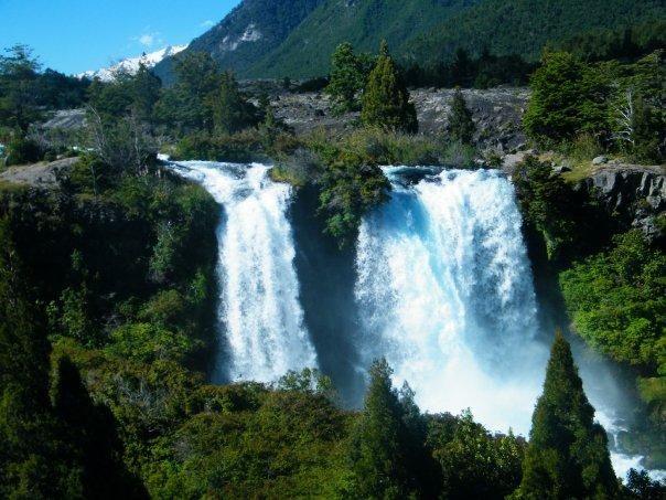 Parque Nacional Conguillo, Temuco. Chile