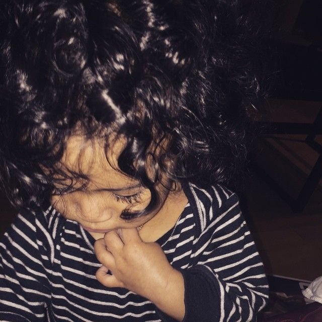 Chris Brown shares more photos of daughter, Royalty