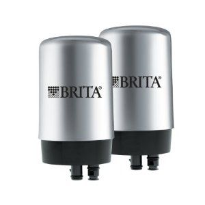 Brita On Tap Faucet Water Filter System Replacement Filters, Chrome, 2 Count -   - http://homesegment.com/home-kitchen/brita-on-tap-faucet-water-filter-system-replacement-filters-chrome-2-count-com/