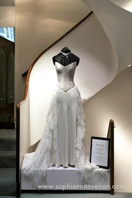 Gown by Gwen Russell for the Christina Ricci film Penelope