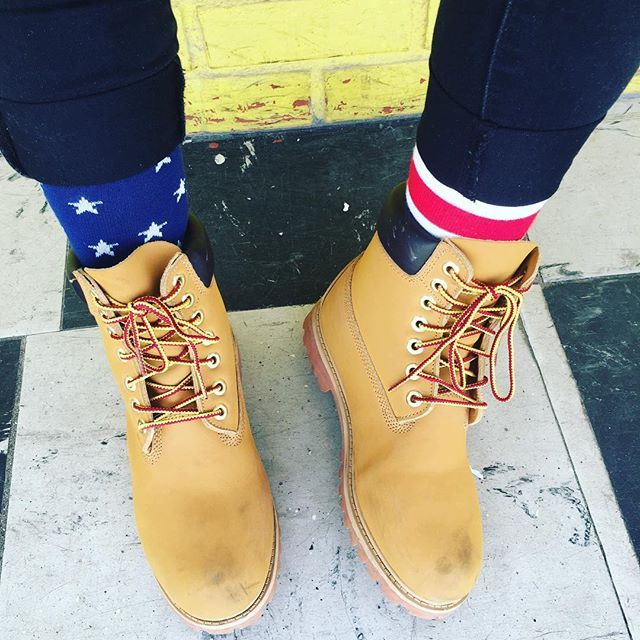 🇺🇸 For the America, for the American People and the American dream!! #FreeAmerica #USA #EUA #america #americandream #americanflag #americansocks #usasocks @forever21 #f21 #forever21   #forever21xme #f21xme #forever21brasil #f21br @timberland_br @timberland #timberland #yellowboots #timberlandboots 🇺🇸