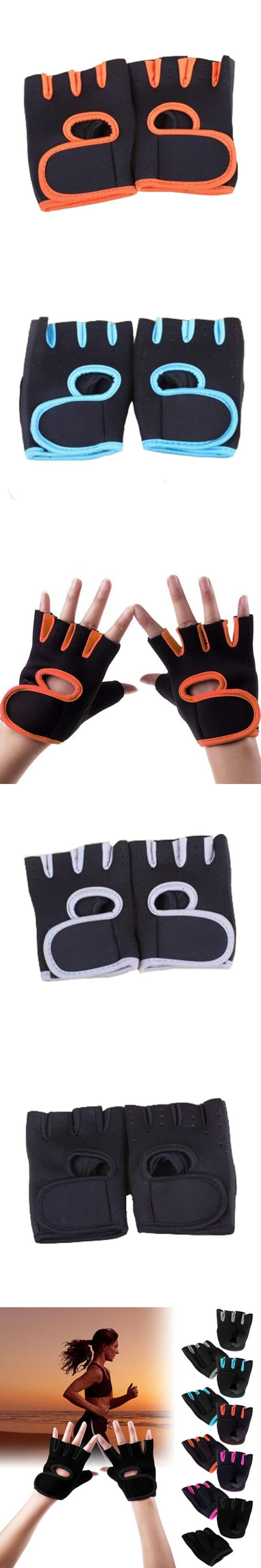 Fitness Gym Gloves Men Training Exercise Weight Lifting Gloves Half Finger Body Workout Women Glove Gym Guantes