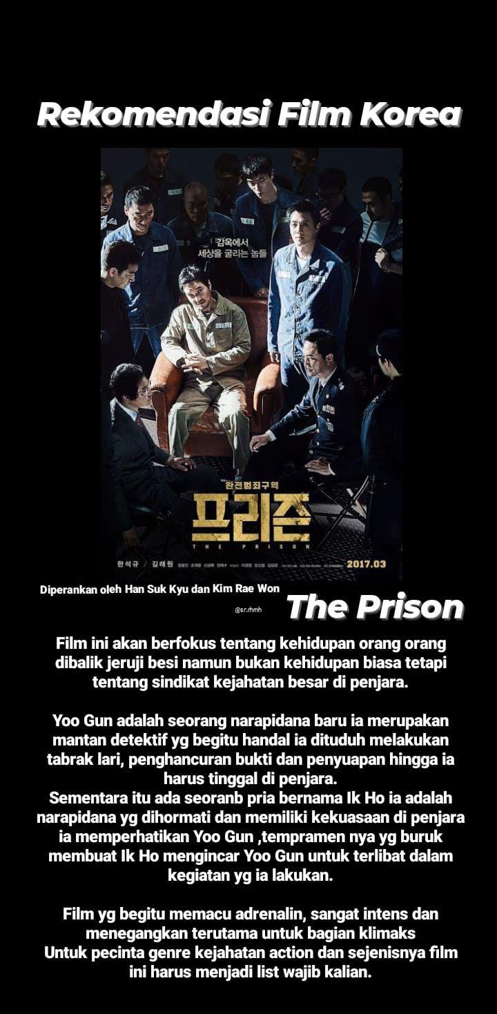 Film Korea Film Penjara Orang