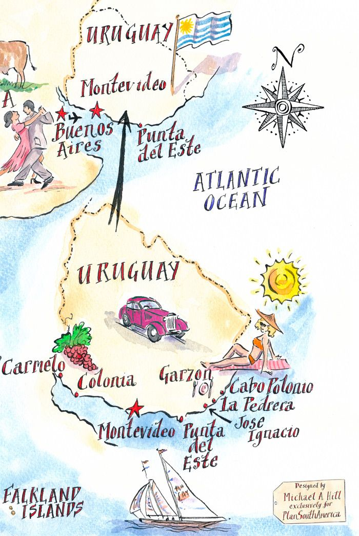 Uruguay | PlanSouthAmerica | The Travel Specialists