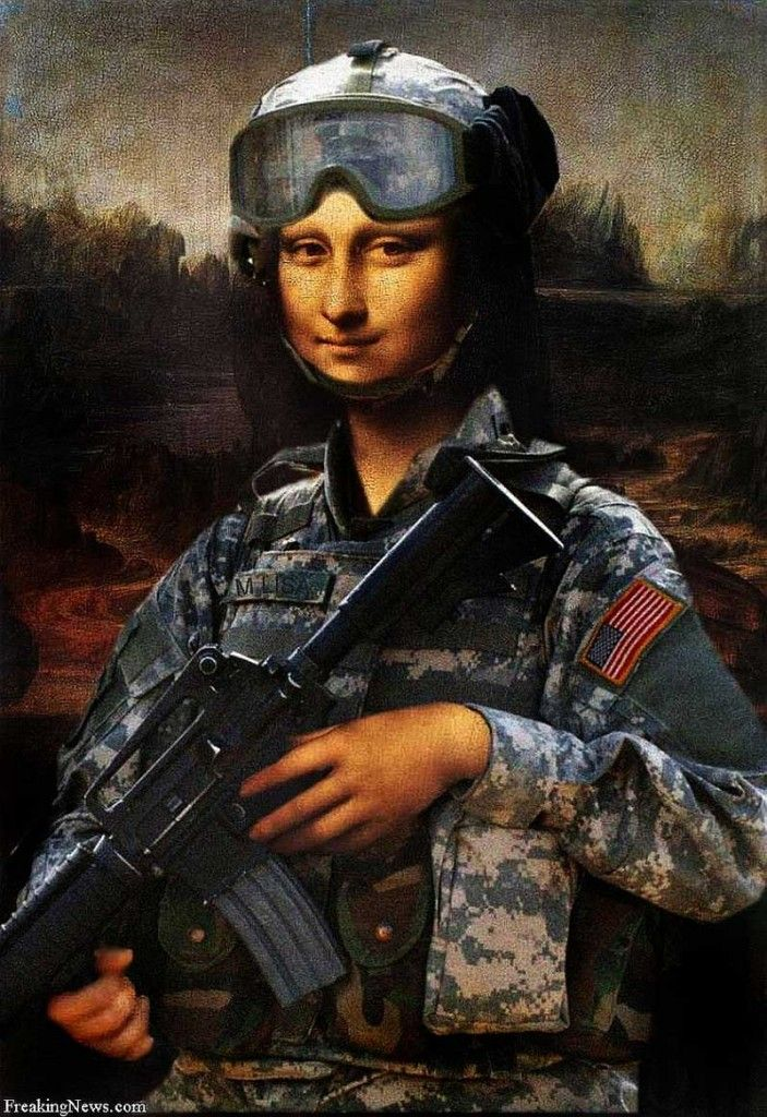 Mona-Lisa-ACU-military-women-