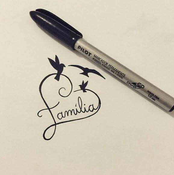 #tattoo #familia