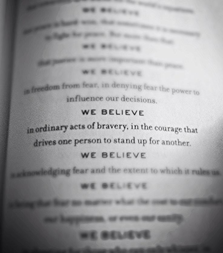 Dauntless manifest...