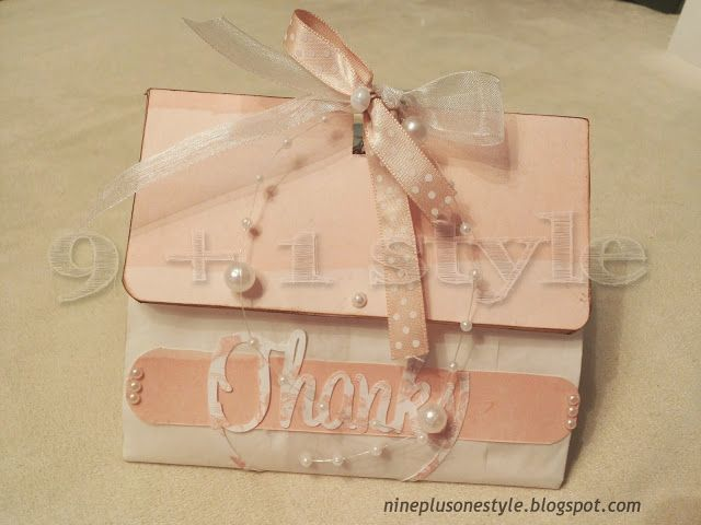 9+1style: Un packaging speciale per un portachiavi - Giftwra...