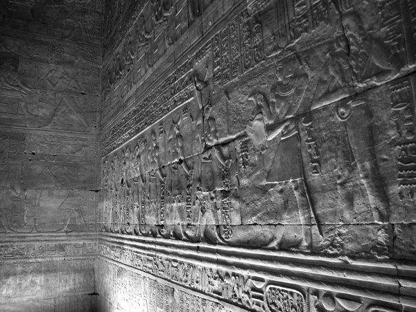 Tempio di Edfù Egitto -  I love Egypt   http://www.aton-ra.com/egitto/index.php
