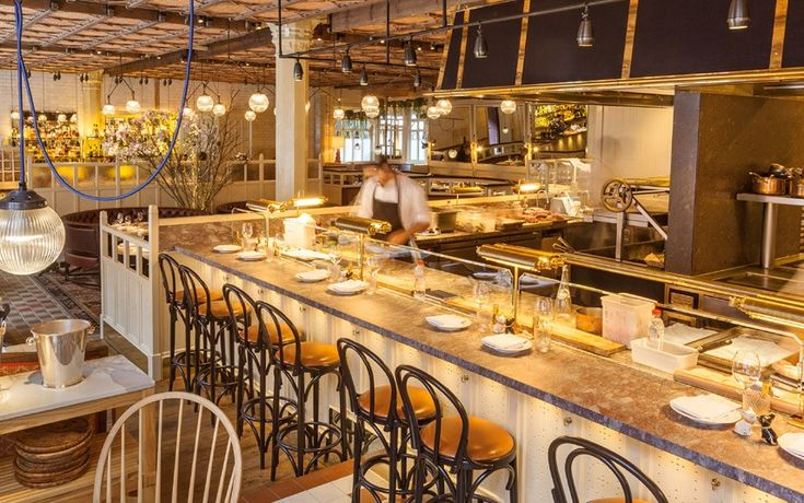 Chiltern Firehouse, London W1, restaurant review - Telegraph