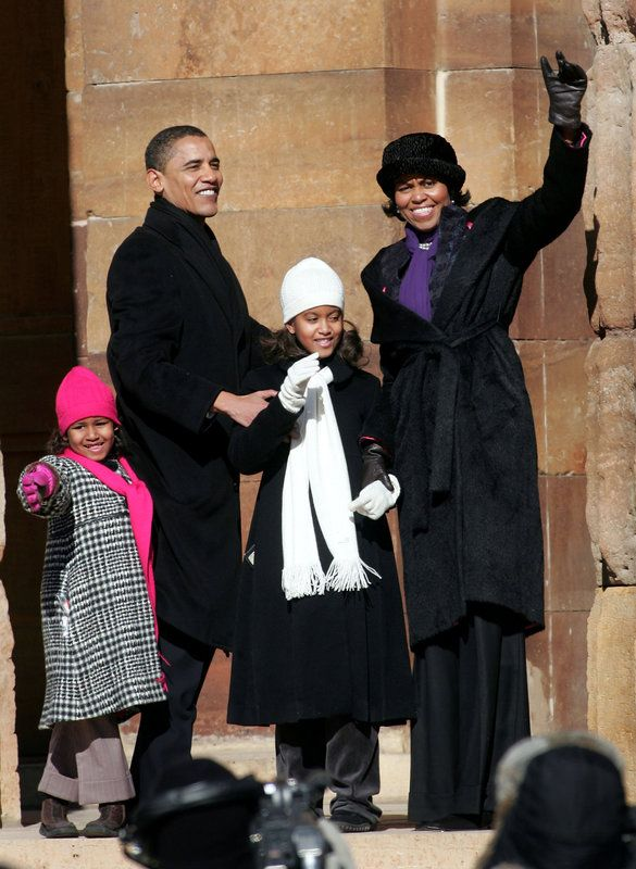 Sasha Obama Might Just Have The Most Adorable Style Evolution Ever