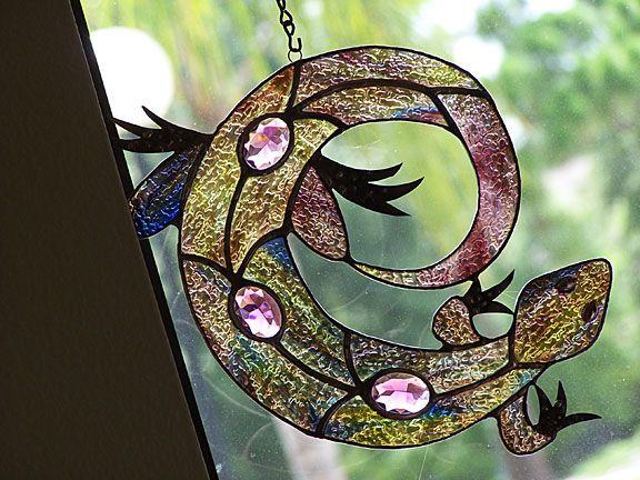 glassworks: LITTLE LIZARDS