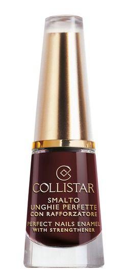 Smalto Unghie Perfette n. 21 ROSSO NERO #collistar #summer #estate #colors #colori #nails #unghie #smalti #makeup #rosso #red
