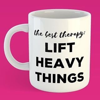 You know it's true!! 💪☕️ #liftheavythings #coffeelover #coffeepreworkout #gymlife #gymjunkie #fitnesstherapy #gymtherapy #etsygifts #etsyfitness #fitnessgift
