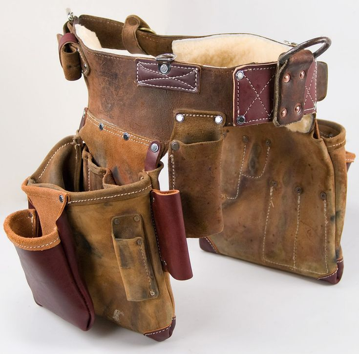 25 best ideas about leather tool belt on tool
