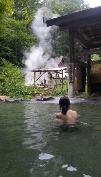 新穂高温泉 「ACN合掌の森 中尾キャンプ場」
