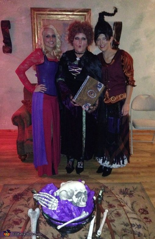 Sanderson Sisters - Halloween Costume Contest at Costume ...