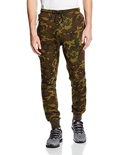 Nike Mens Tech Fleece Camo Jogger Pants