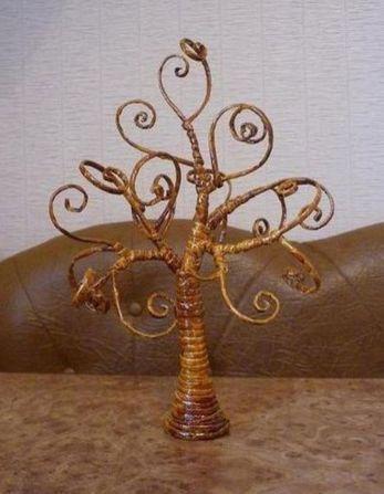 Artesanato com rolinho de jornal é diferente e lindo (Foto: bestoutofwaste.org)