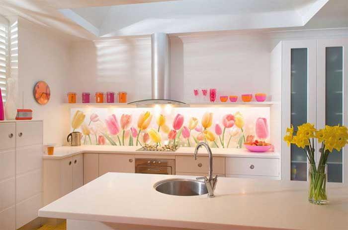 Diesem sehr hübsch fototapete küchenrückwand und mit wänden helves ...