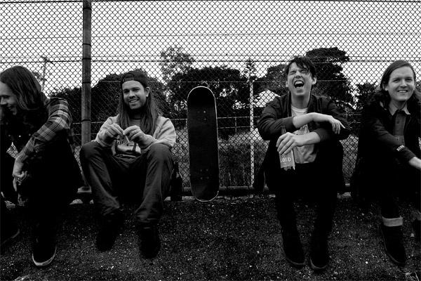 Violent Soho - Listen at: http://soundcloud.com/violent-soho