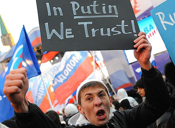 """The Price of """"People's Love"""" for Putin - Institute of Modern Russia"""