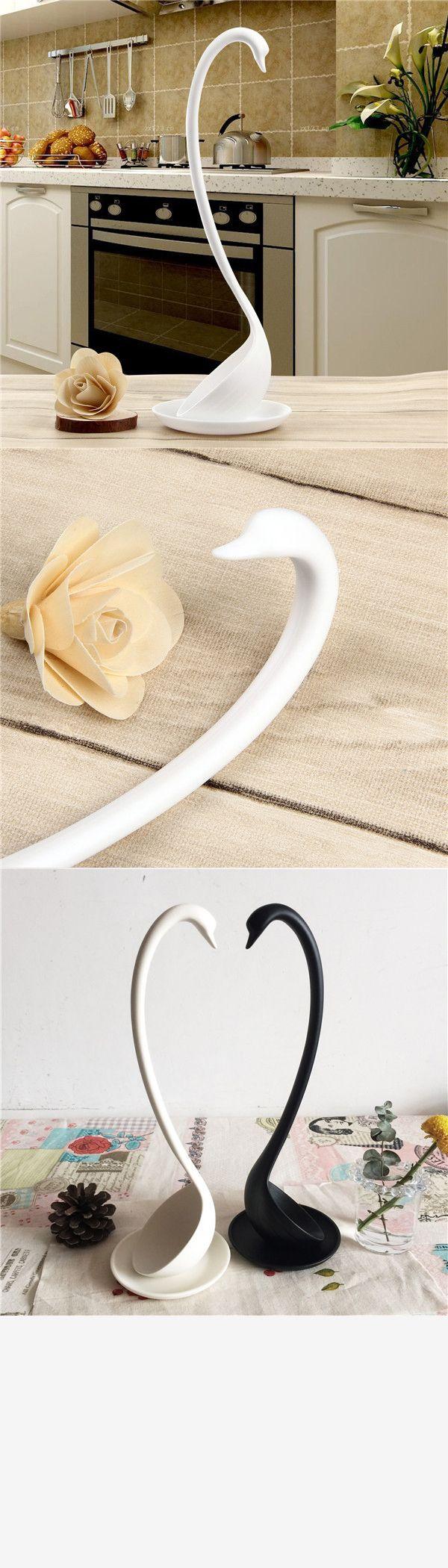 Elegant Swan Style Ladle