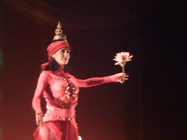 #YummaMudra #Danza Il profumo della #rosa #Dakini