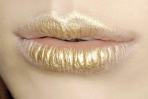Soft pale gold