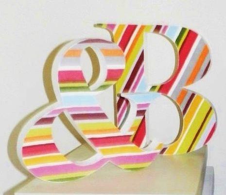 #walldecor  #alphabet #monogram #playroomdecor #dormdecor #kidsroom #giftsideas #ampersand #letters #signs  https://www.etsy.com/shop/LaParlavecchia?section_id=14597127ref=shopsection_leftnav_3