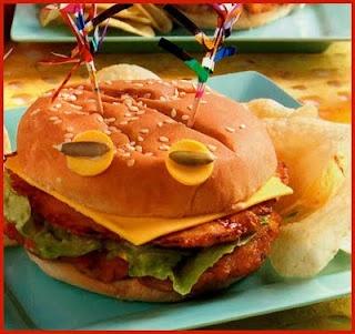 hamburguesa de berenjena: Foodies Healthy, Burger, Vegetarian Food, Boosting Coffee, Energy Boosting, Sana Food, White, Eggplant, Berenjena Teresa