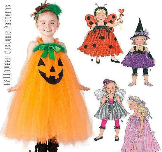 Halloween Costume Patterns